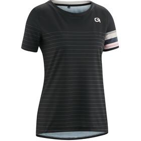 Gonso Naira Kurzarm Radshirt Damen black